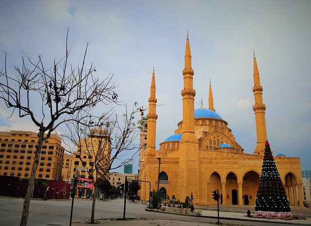 PHX > Beirut, Lebanon: $888 round-trip – Sep-Nov (Including Fall Break)
