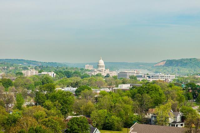 PHX > Little Rock, Arkansas: $148 round-trip – Sep-Nov