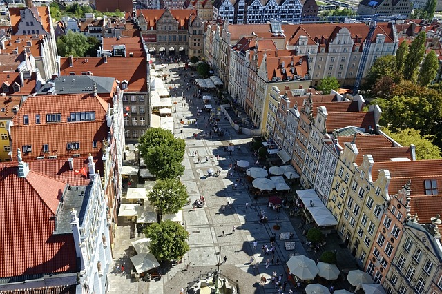 RDU > Gdansk, Poland: $579 round-trip- Aug-Oct