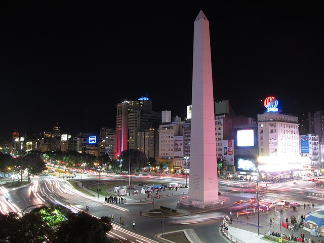 RDU > Buenos Aires, Argentina: Flight & 9 nights: $1,122- Jul-Sep