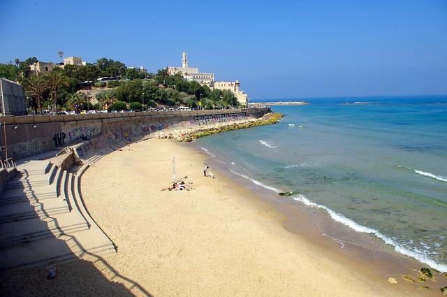 San Francisco to Tel Aviv