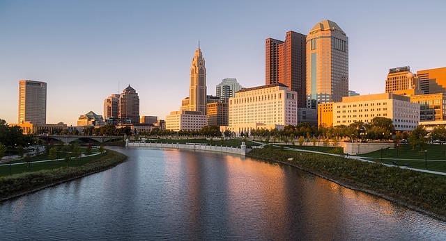 OAK > Columbus, Ohio: $180 round-trip- Aug-Oct