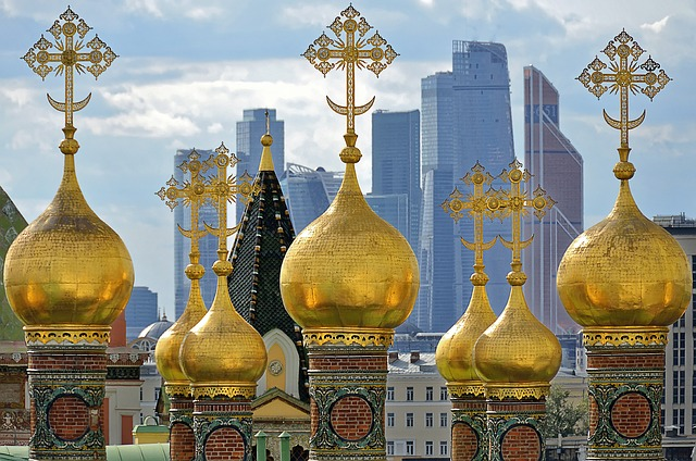 OAK > Moscow, Russia: Flight & 7 nights: $887- Mar-May