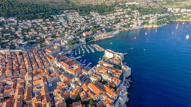 San Francisco to Dubrovnik
