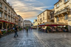 SFO> Split, Croatia: Flight & 6 nights: $967 – Sep-Nov (Including Fall Break)