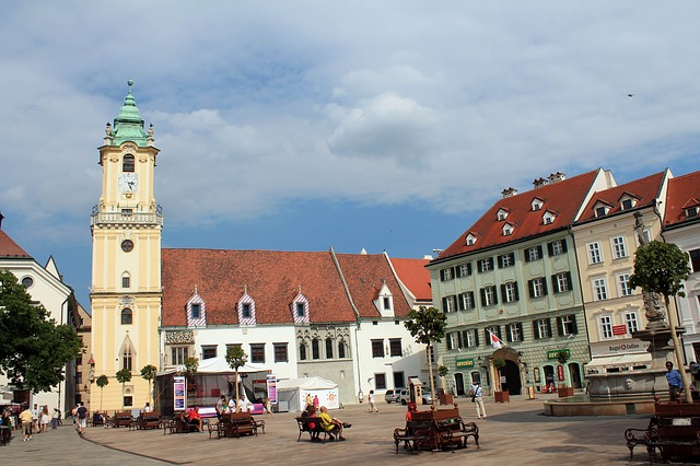 SFO > Bratislava, Slovakia: Flight & 7 nights: $832 – Feb-Apr (Including Spring Break)