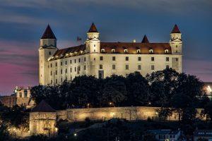 SFO> Bratislava, Slovakia: Flight & 6 nights: $1,004- Nov-Jan