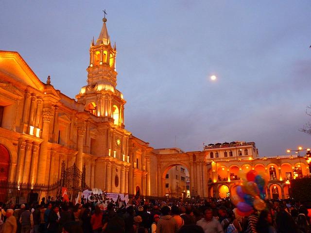 SFO > Arequipa, Peru: Flight & 7 nights: $574- Feb-Apr
