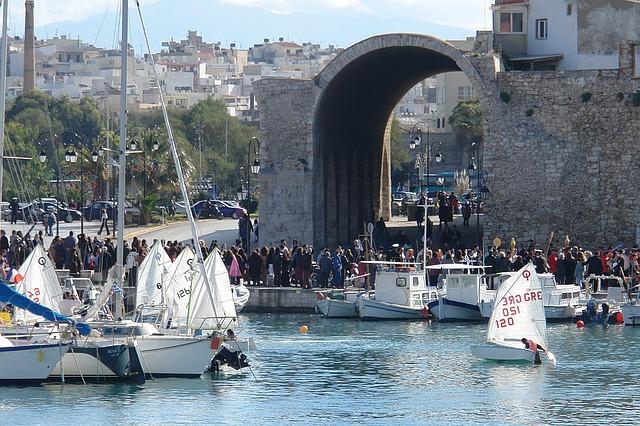 SFO > Heraklion, Greece: $851 round-trip- Aug-Oct