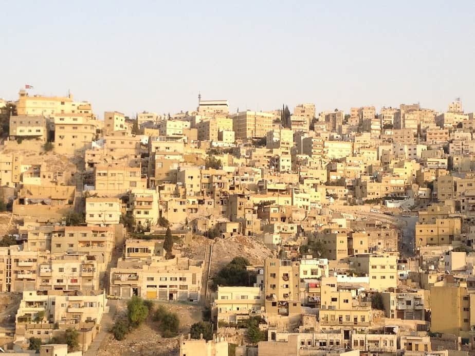 DEN> Amman, Jordan: Flight & 11 nights: $953- Mar-May
