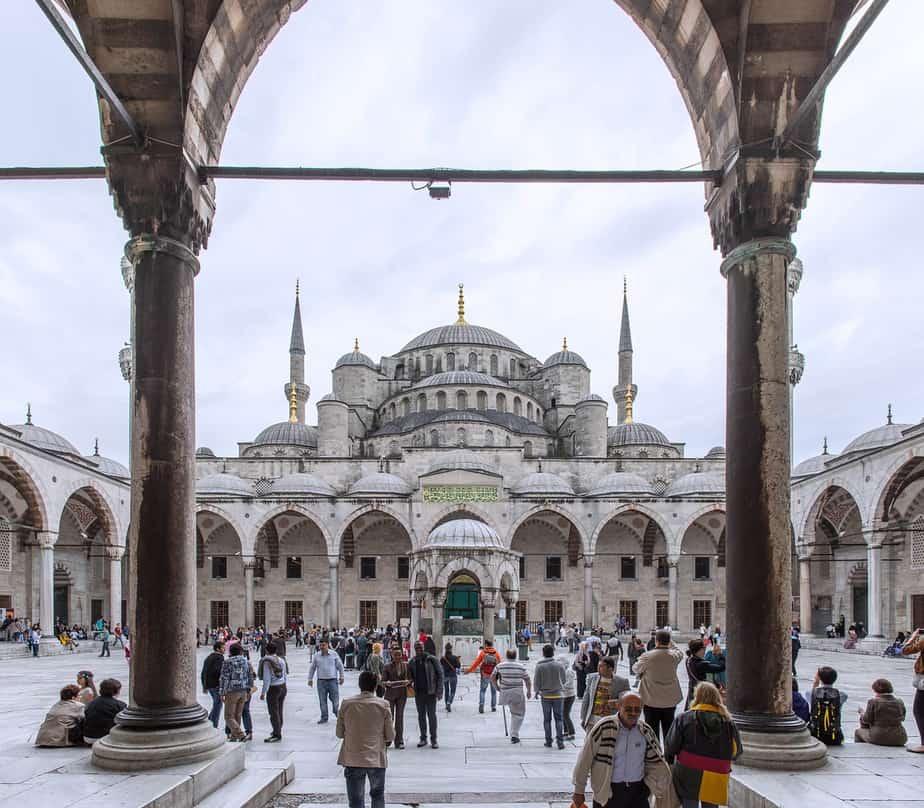 IND> Istanbul, Turkey: Flight & 6 nights: $535- Dec-Feb