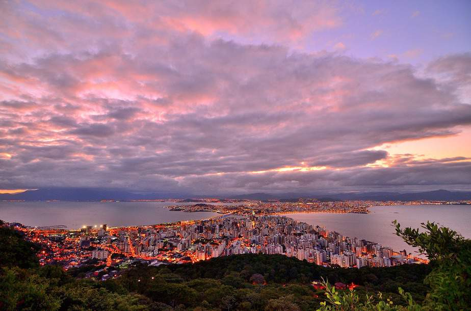 IND> Sao Paulo, Brazil: Flight & 8 nights: $1,534 – Aug-Oct (Including Fourth of July)