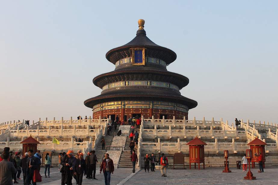 IND> Beijing, China: $602 round-trip- Oct-Dec