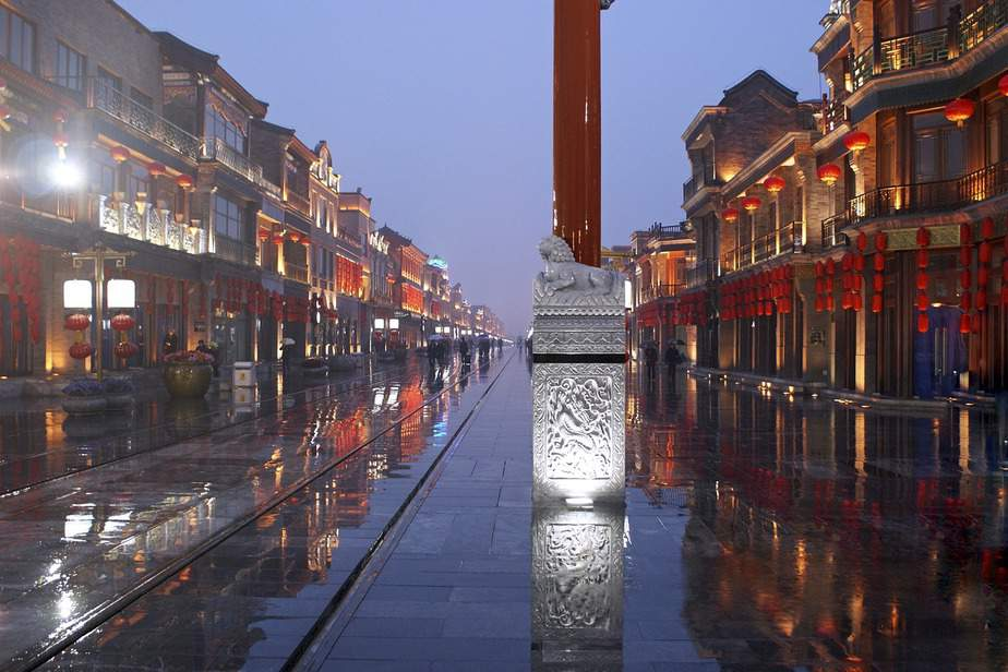 IND> Beijing, China: Flight & 15 nights: $902 – Feb-Apr (Including Spring Break)