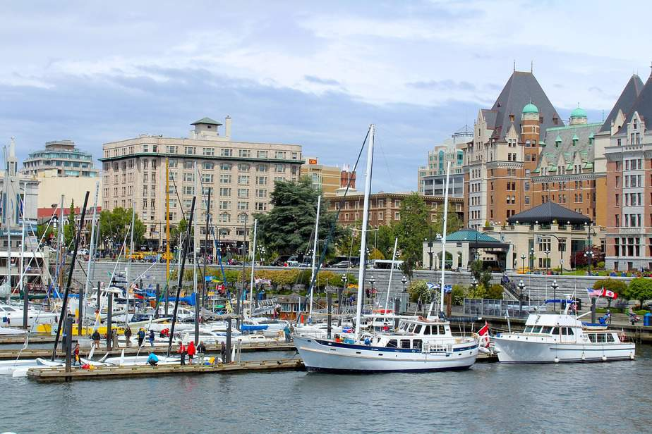 RDU> Victoria, Canada: Flight & 4 nights: $397- Mar-May