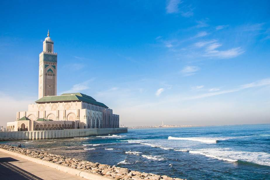 LGA> Casablanca, Morocco: $705 round-trip- Sep-Nov (Including Fall Break)