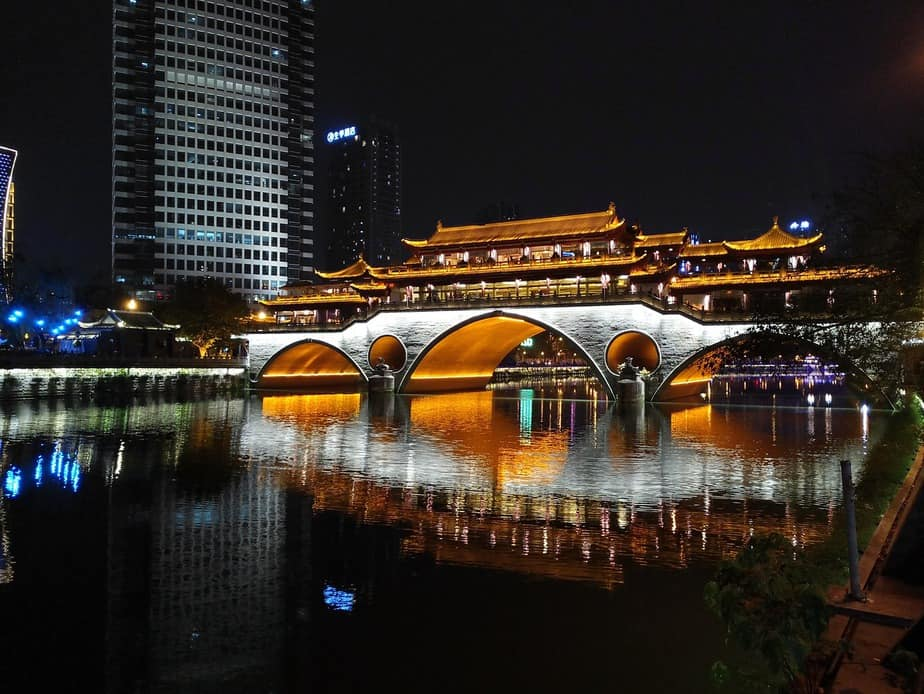 RDU> Chengdu, China: Flight & 9 nights: $808- Mar-May