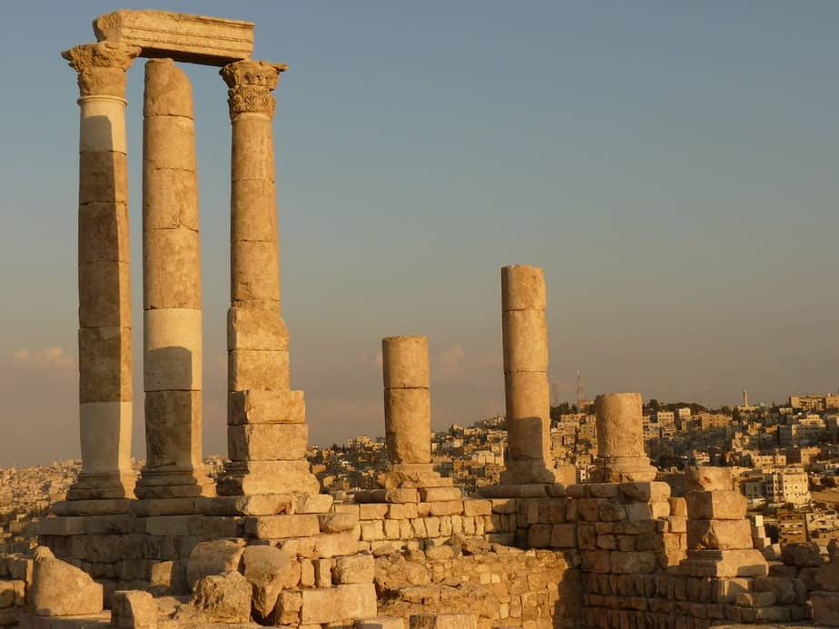 RDU> Amman, Jordan: Flight & 7 nights: $766- Sep-Nov