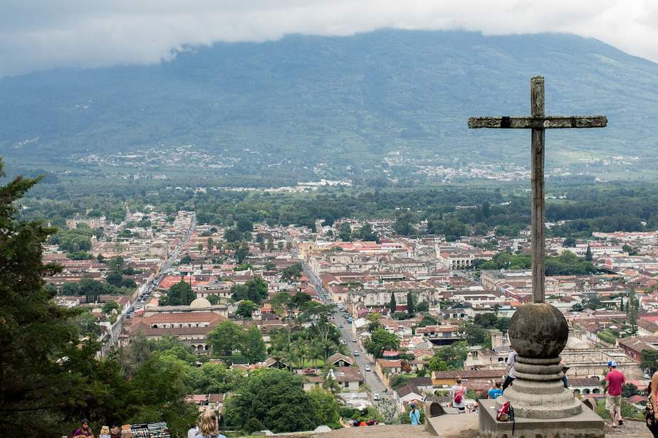 IND> Guatemala City, Guatemala: Flight & 8 nights: $403- Apr-Jun