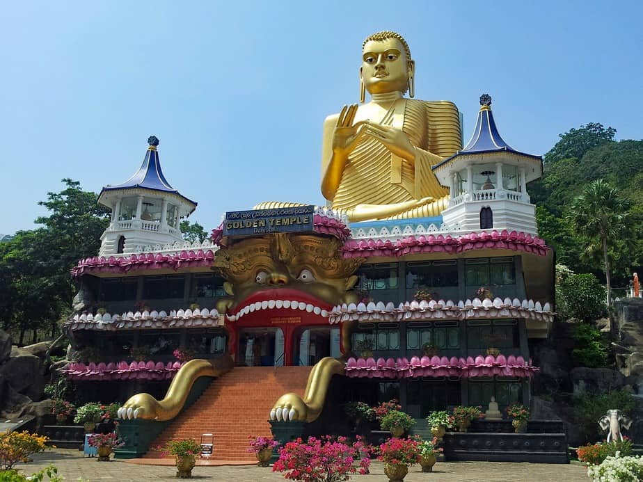 JFK> Colombo, Sri Lanka: $513 round-trip- Oct-Dec
