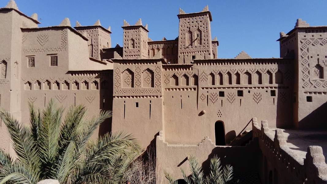 DEN> Marrakesh, Morocco: Flight & 9 nights: $998 – Nov-Jan