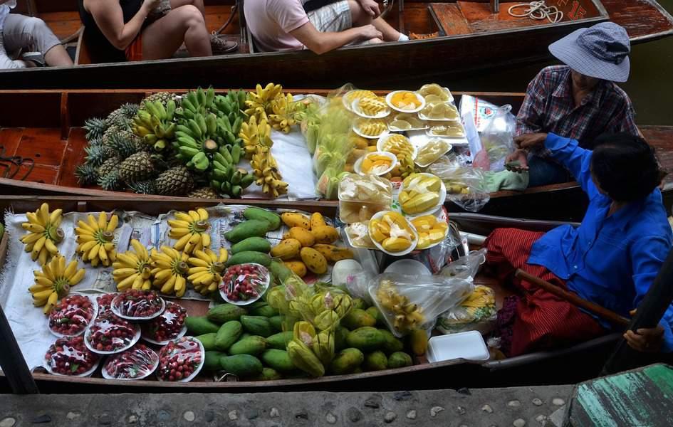MSP> Bangkok, Thailand: Flight & 6 nights: $923 – Apr-Jun