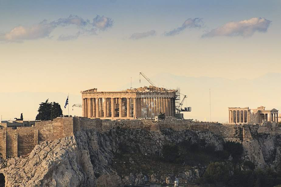 JFK> Athens, Greece: Flight & 8 nights: $768
