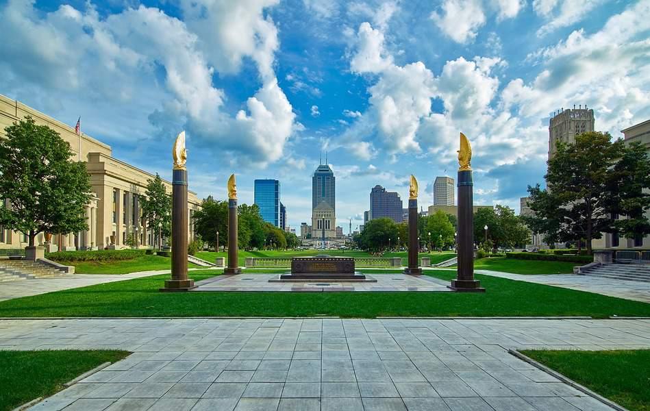 SFO> Indianapolis, Indiana: $149 round-trip- Aug-Oct