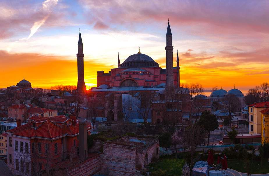 IND> Istanbul, Turkey: $583 round-trip- Mar-May
