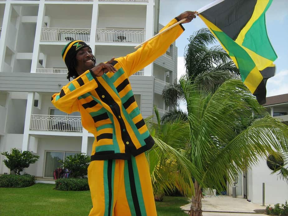BNA> Kingston, Jamaica: $375 round-trip- Aug-Oct