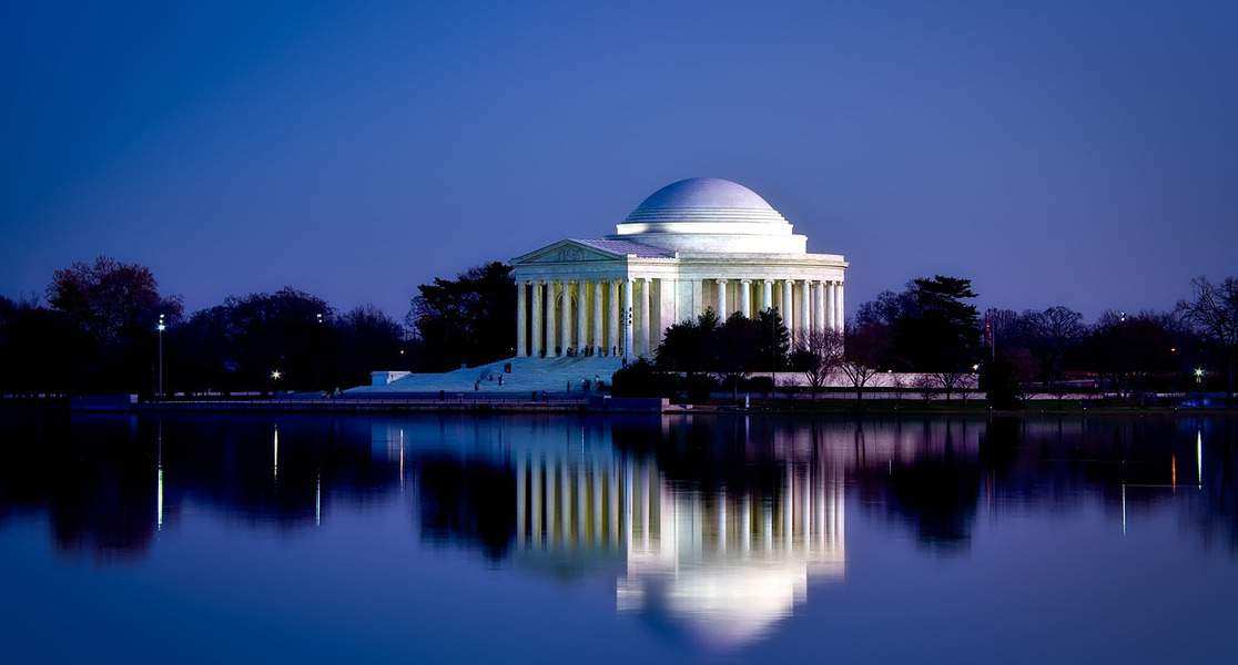 IND> Washington, DC: $113 round-trip- Jun-Aug (Including Summer Break)