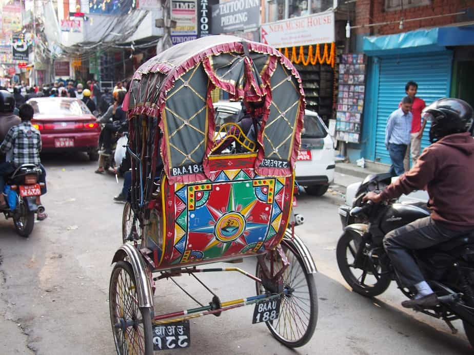 SFO> Kathmandu, Nepal: Flight & 15 nights: $528- Feb-Apr (Including Spring Break)