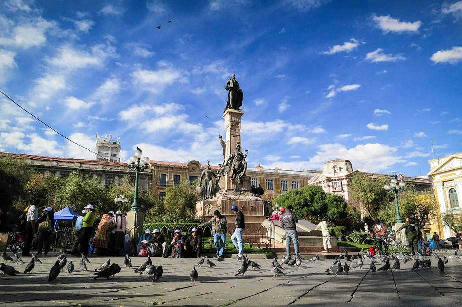 DFW> La Paz, Bolivia: $677 round-trip – Sep-Nov (Including Fall Break)