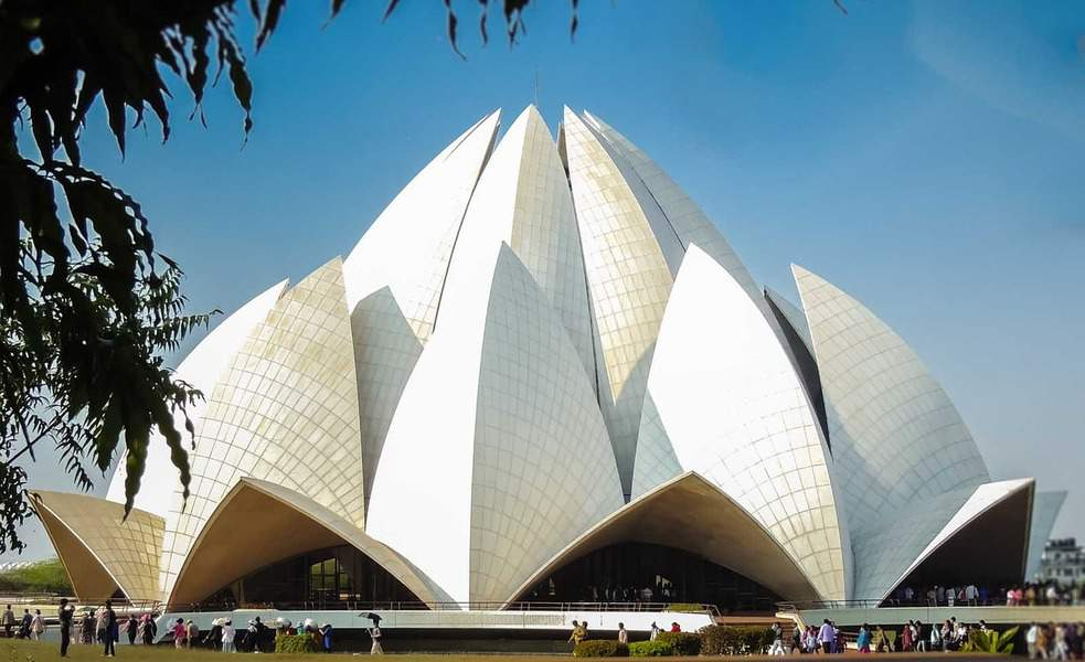 RDU> New Delhi, India: Flight & 6 nights: $894- Apr-Jun