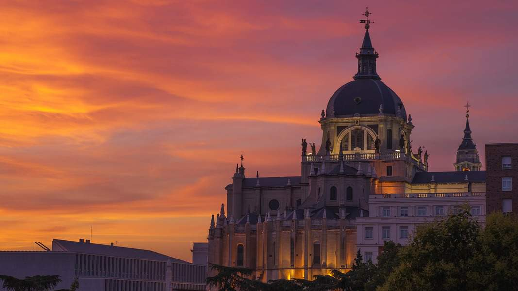 SFO> Madrid, Spain: $361 round-trip- Feb-Apr