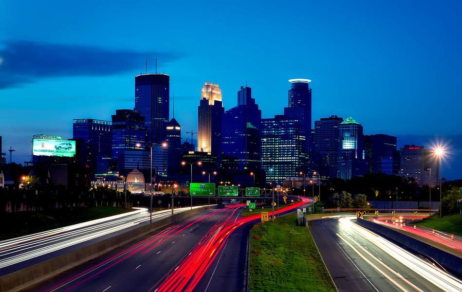 RDU> Minneapolis, Minnesota: $87 round-trip- May-Jul (Including Summer Break)