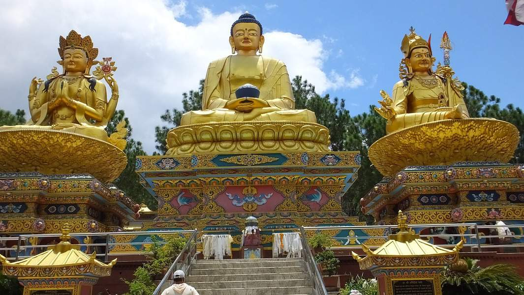 LAX> Kathmandu, Nepal: $502 round-trip – Sep-Nov