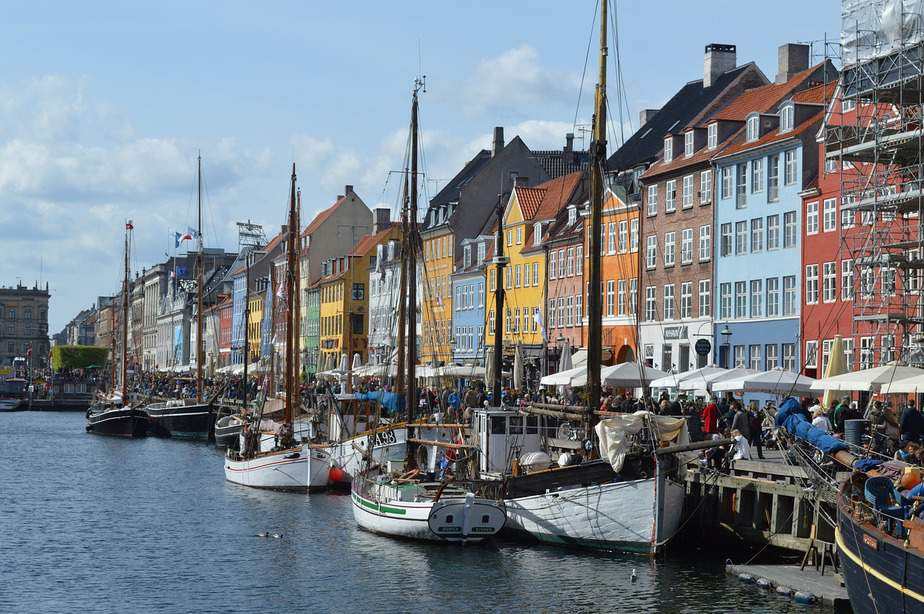 SFO> Copenhagen, Denmark: Flight & 7 nights: $526- Mar-May