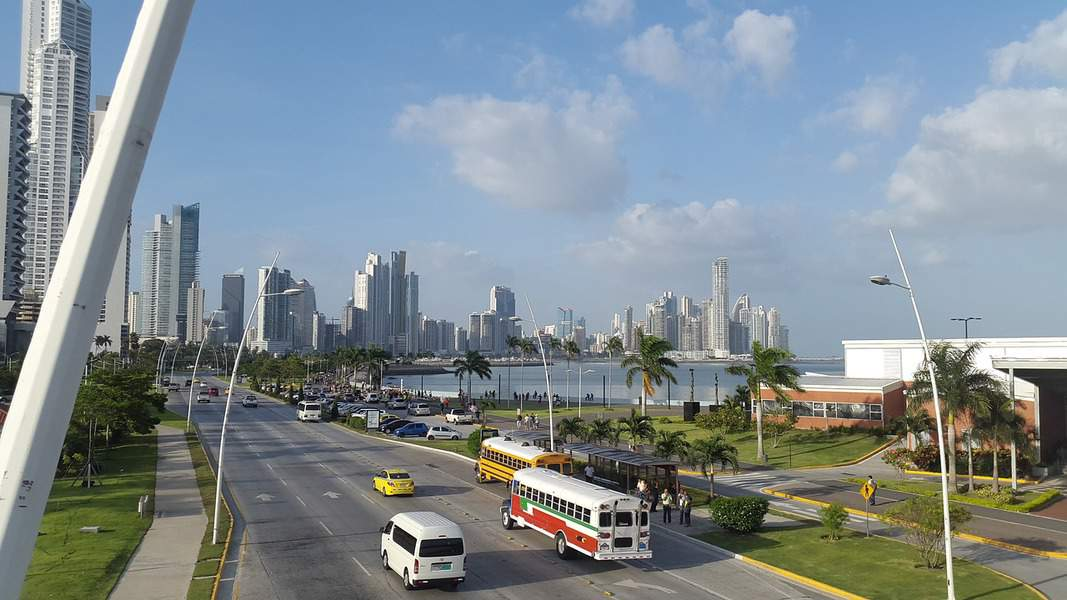 IND> Panama City, Panama: $382 round-trip – Jun-Aug (Including Summer Break)