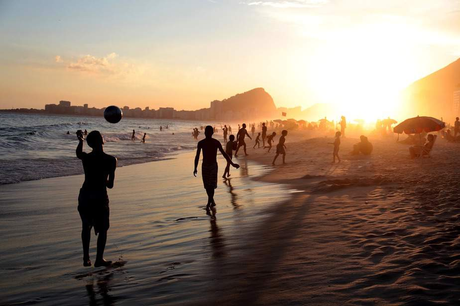 BNA> Rio de Janeiro, Brazil: Flight & 6 nights: $1,018- Feb-Apr (Including Spring Break)