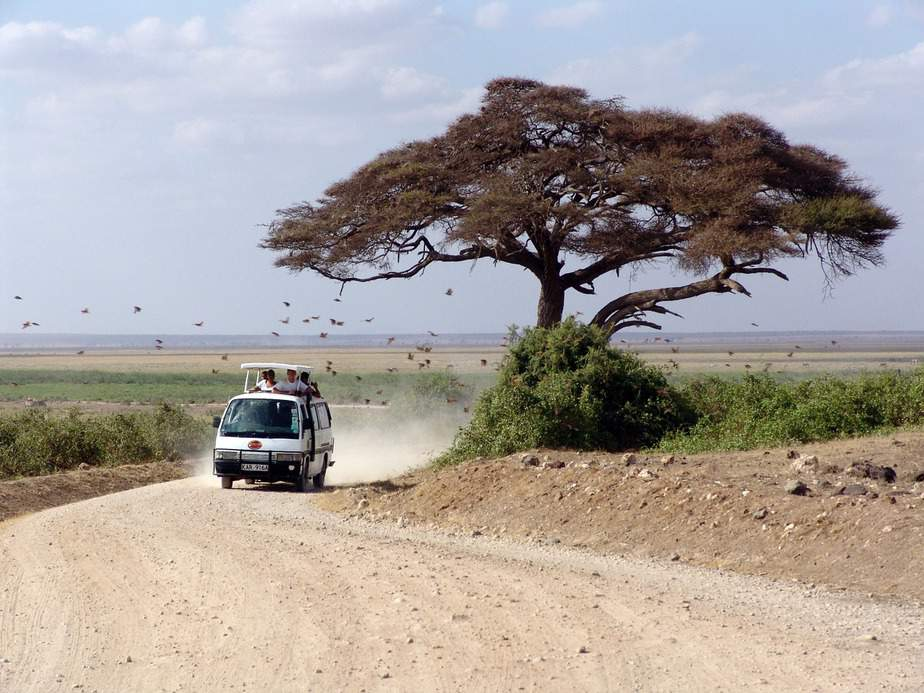 SNA> Nairobi, Kenya: Flight & 10 nights: $835