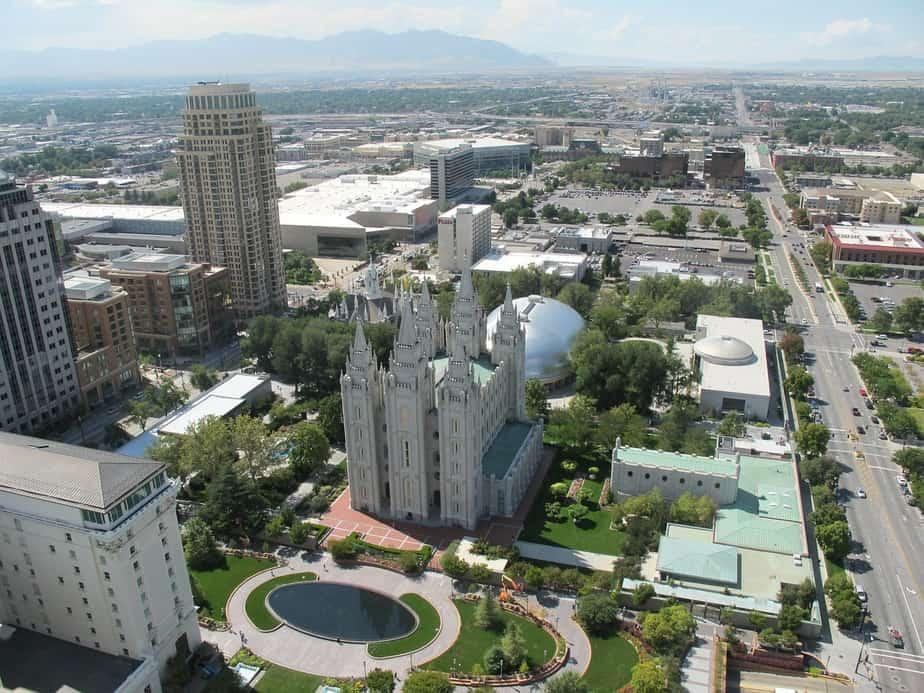 MSP> Salt Lake City, Utah: $132 round-trip – Dec-Feb