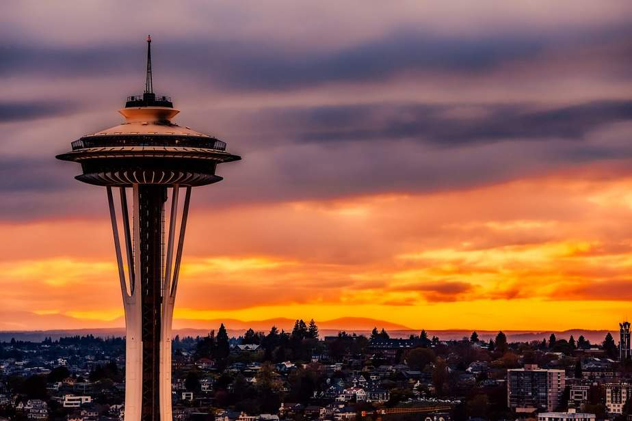 IND> Seattle, Washington: $177 round-trip – Feb-Apr