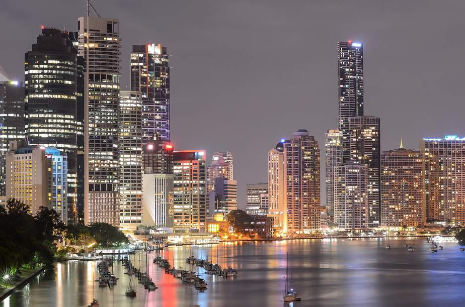 OAK> Brisbane, Australia: Flight & 8 nights: $860- Feb-Apr (Including Spring Break)
