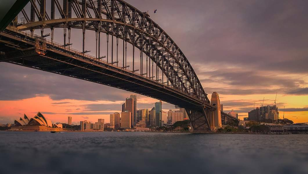 IND> Sydney, Australia: Flight & 9 nights: $1,142- May-Jul (Including Summer Break)