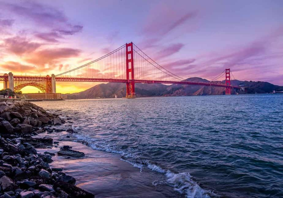 MSP> San Francisco, California: $137 round-trip- May-Jul (Including Summer Break)