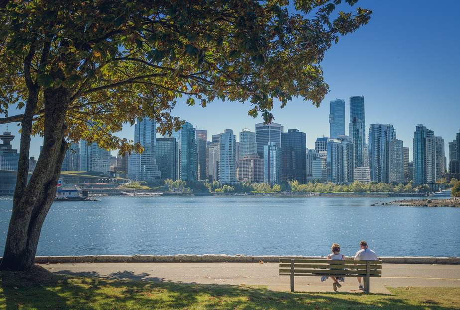 RDU> Vancouver, Canada: Flight & 4 nights: $346 – Nov-Jan