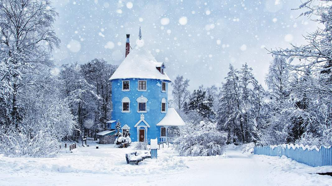 LAX> Helsinki, Finland: Flight & 9 nights: $891- Nov-Jan