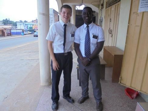 2016 8 15 Elder Nuamah from Takoradi