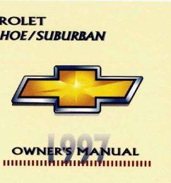 1997 chevrolet tahoe owner s manual [ 1290 x 877 Pixel ]